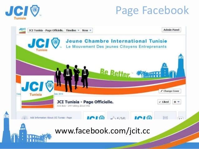 www.facebook.com/jcit.ccPage Facebook