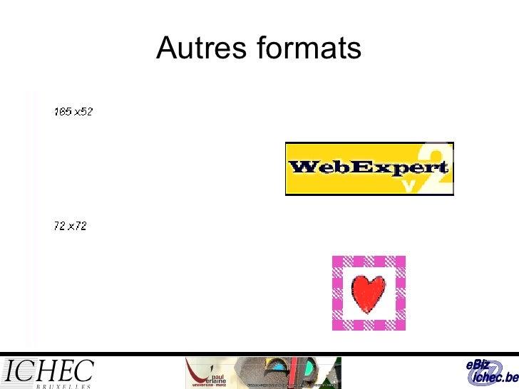 Autres formats