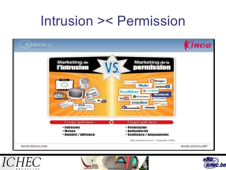 Intrusion >< Permission