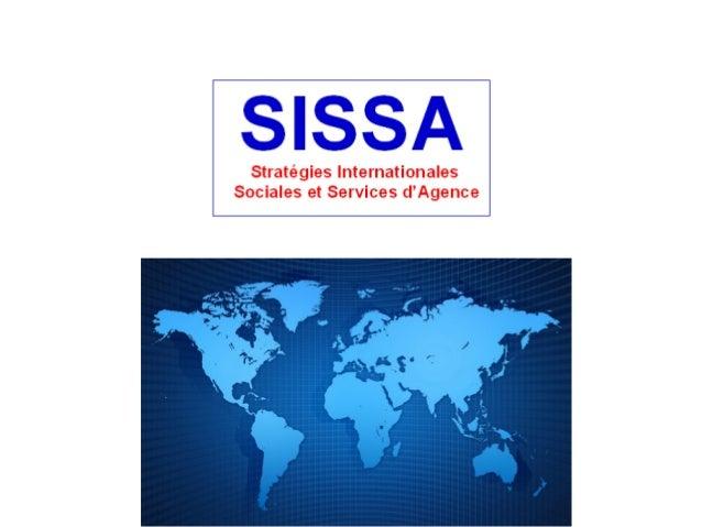 Agence digitale et de relations presse SISSA est une agence de relations presse et de communication réunissant une équipe ...