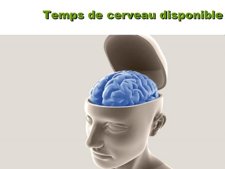 Temps de cerveau disponible