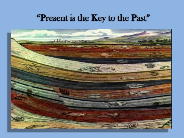 """""""Present is the Key to the Past"""""""