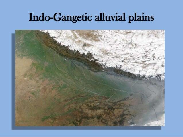 Indo-Gangetic alluvial plains
