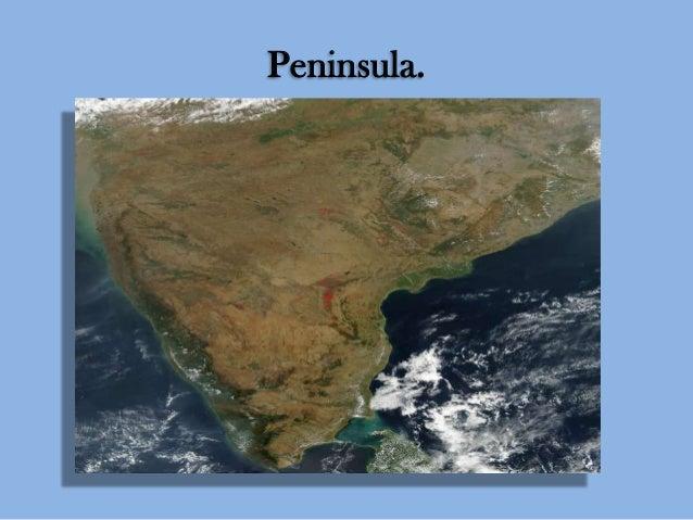Peninsula.