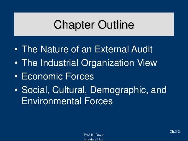 "Strategic Management Slides - Chapter 3 ""the External Assessment"" Slide 2"