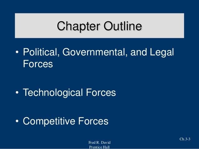 "Strategic Management Slides - Chapter 3 ""the External Assessment"" Slide 3"
