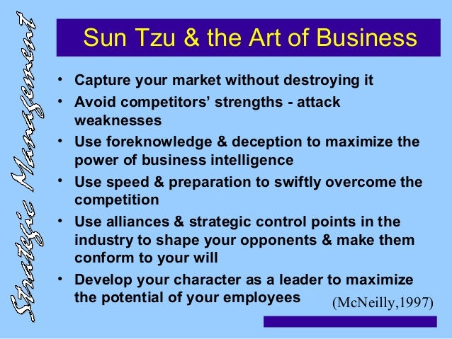 sun zi art of war and the organization marketing essay Affordable and flexible – that's how college should be at lehigh carbon community college, you'll get a smarter start to your future with convenient class.