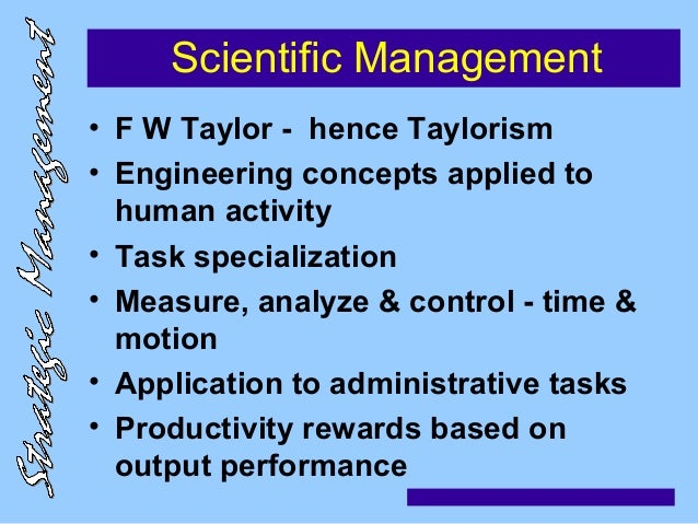 scientific management and human relations approach advantages and disadvantages Comparison and contrast of scientific management throey and of scientific management throey and human approach of the scientific management.