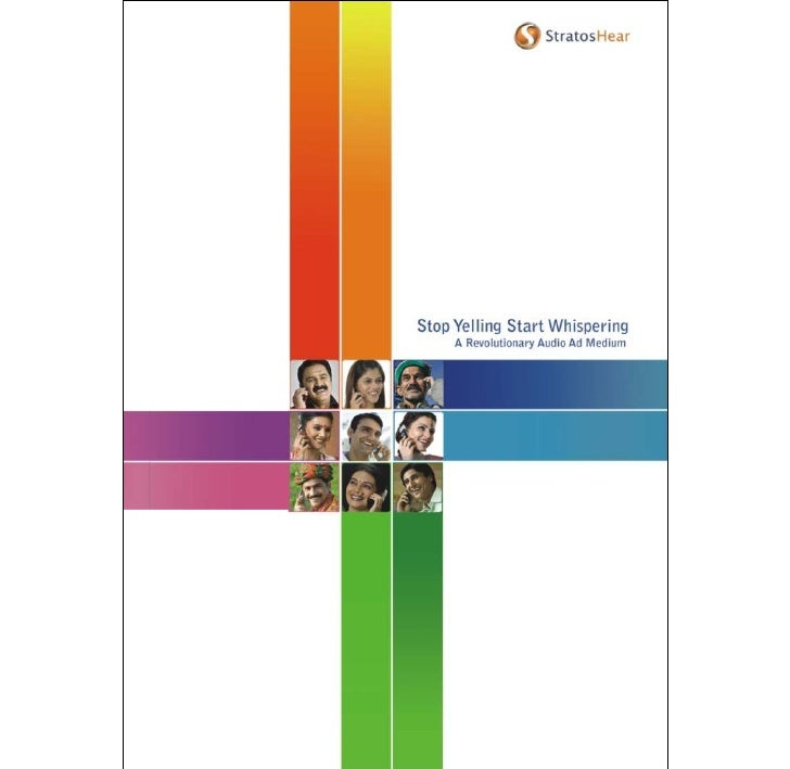 StratosHear Brochure