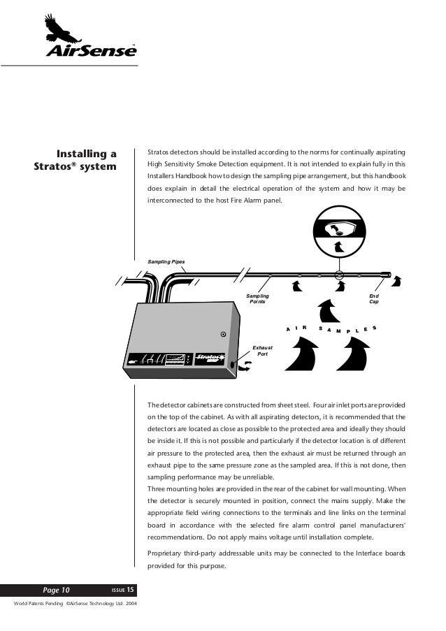Stratos hssd master-slave installers handbook sensetek-nl