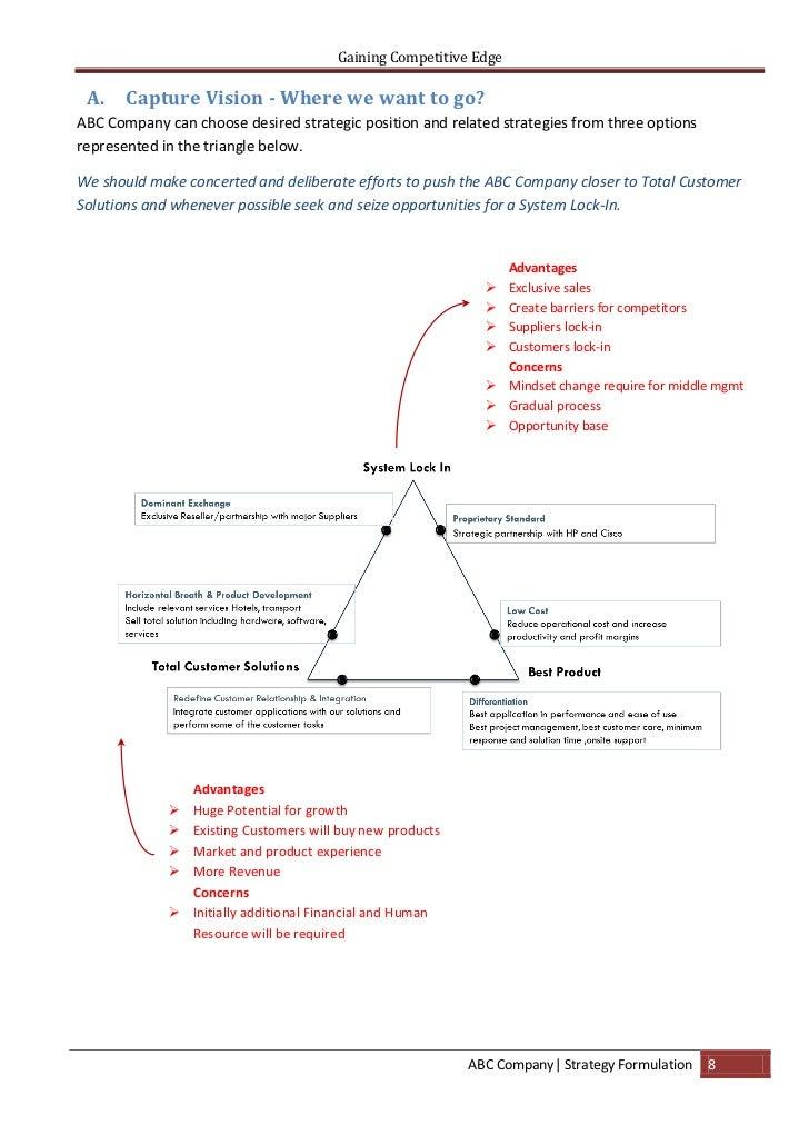 Strategy Focused Organization