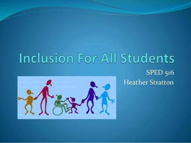 SPED 516 Heather Stratton
