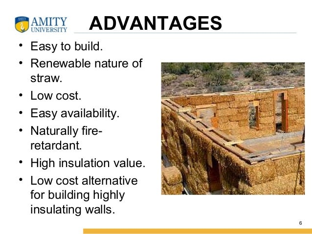 Strawbale construction low cost housing for Low cost roofing materials