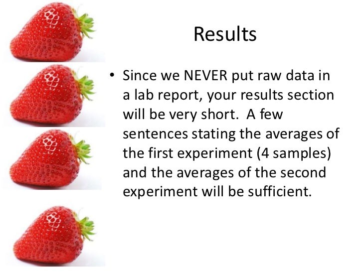 Strawberry Dna Extraction Lab Report Pay For Essay And Get The Best Paper You Need
