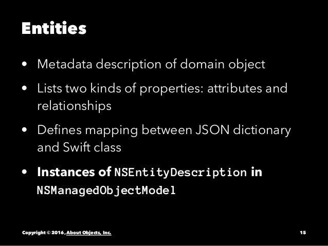 Streamlining JSON mapping