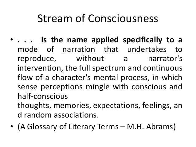 stream of consciousness mrs. dalloway essay