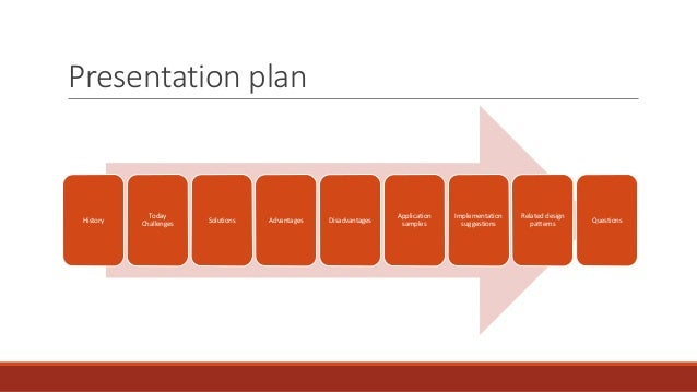 Data stream processing and micro service architecture Slide 3