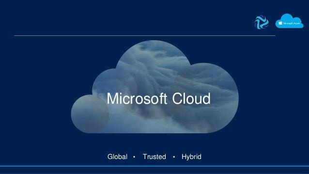 Microsoft Cloud Global Trusted Hybrid