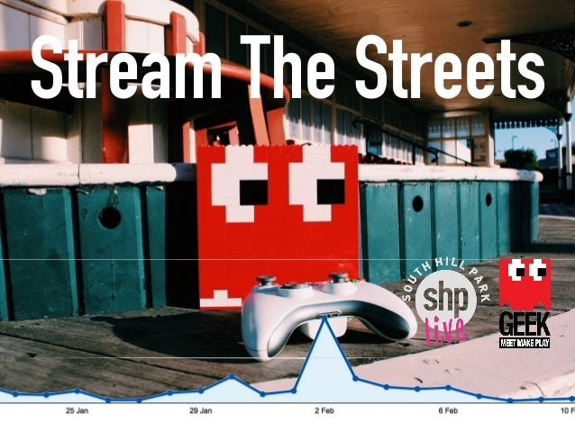 Stream The Streets