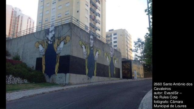 2660 Santo António dos Cavaleiros autor: EvazéSir – No Rules Corp fotógrafo: Câmara Municipal de Loures