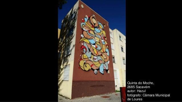 Quinta do Mocho, 2685 Sacavém autor: Hazul fotógrafo: Câmara Municipal de Loures