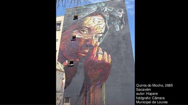 Quinta do Mocho, 2685 Sacavém autor: Hopare fotógrafo: Câmara Municipal de Loures