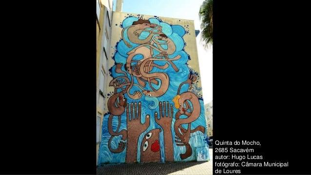 Quinta do Mocho, 2685 Sacavém autor: Hugo Lucas fotógrafo: Câmara Municipal de Loures