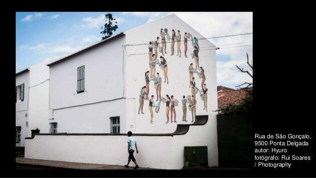 Rua de São Gonçalo, 9500 Ponta Delgada autor: Hyuro fotógrafo: Rui Soares / Photography