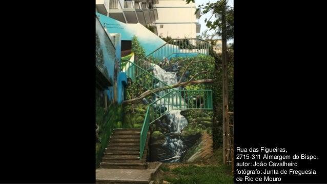 Rua das Figueiras, 2715-311 Almargem do Bispo, autor: João Cavalheiro fotógrafo: Junta de Freguesia de Rio de Mouro
