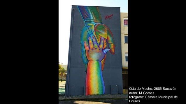 Q.ta do Mocho, 2685 Sacavém autor: M Gomes fotógrafo: Câmara Municipal de Loures