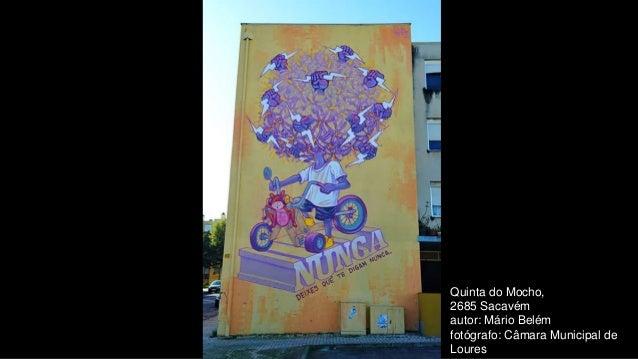 Quinta do Mocho, 2685 Sacavém autor: Mário Belém fotógrafo: Câmara Municipal de Loures
