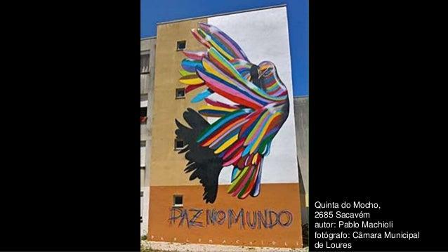 Quinta do Mocho, 2685 Sacavém autor: Pablo Machioli fotógrafo: Câmara Municipal de Loures