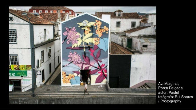 Av. Marginal, Ponta Delgada autor: Pastel fotógrafo: Rui Soares / Photography