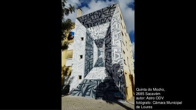 Quinta do Mocho, 2685 Sacavém autor: Astro ODV fotógrafo: Câmara Municipal de Loures