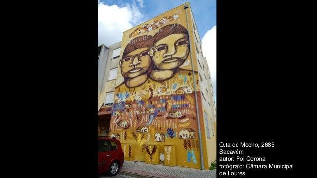 Q.ta do Mocho, 2685 Sacavém autor: Pol Corona fotógrafo: Câmara Municipal de Loures