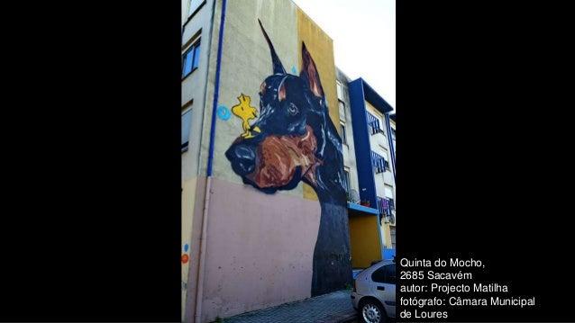 Quinta do Mocho, 2685 Sacavém autor: Projecto Matilha fotógrafo: Câmara Municipal de Loures