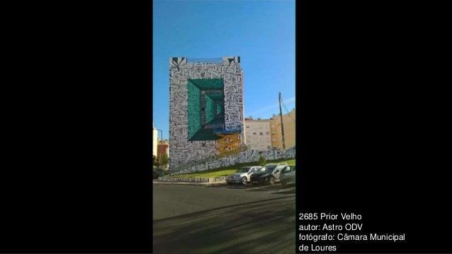 2685 Prior Velho autor: Astro ODV fotógrafo: Câmara Municipal de Loures