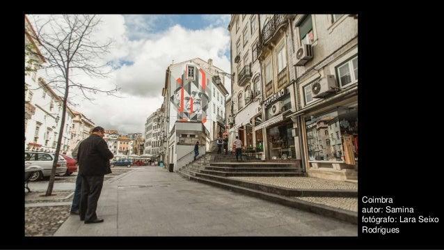 Coimbra autor: Samina fotógrafo: Lara Seixo Rodrigues