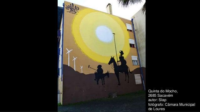 Quinta do Mocho, 2685 Sacavém autor: Slap fotógrafo: Câmara Municipal de Loures