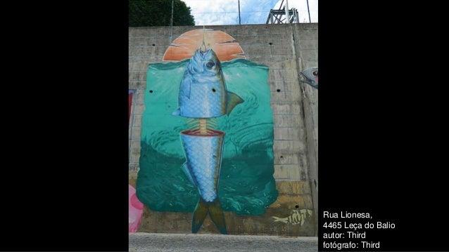 Rua Lionesa, 4465 Leça do Balio autor: Third fotógrafo: Third