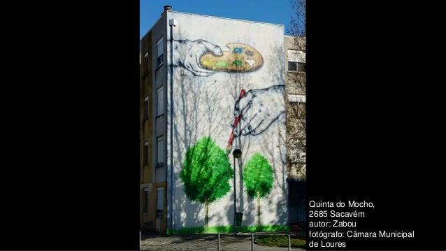 Quinta do Mocho, 2685 Sacavém autor: Zabou fotógrafo: Câmara Municipal de Loures