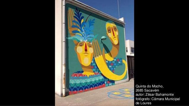 Quinta do Mocho, 2685 Sacavém autor: Zësar Bahamonte fotógrafo: Câmara Municipal de Loures