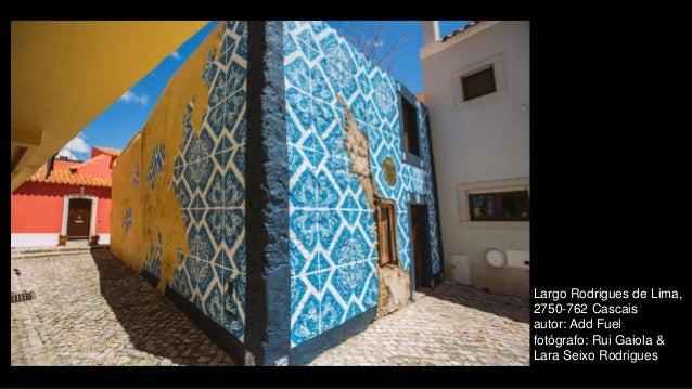 Largo Rodrigues de Lima, 2750-762 Cascais autor: Add Fuel fotógrafo: Rui Gaiola & Lara Seixo Rodrigues