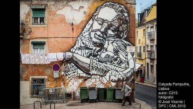 Calçada Pampulha, Lisboa autor: C215 fotógrafo: © José Vicente | DPC | CML 2012