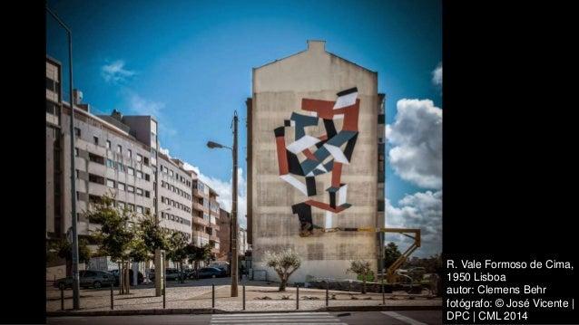R. Vale Formoso de Cima, 1950 Lisboa autor: Clemens Behr fotógrafo: © José Vicente | DPC | CML 2014
