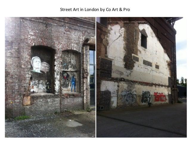 Street  Art  in  London  by  Co  Art  &  Pro