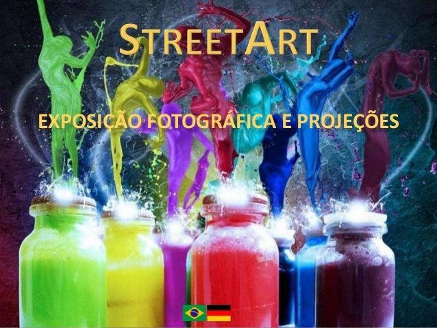 EXPOSIÇÃO FOTOGRÁFICA E PROJEÇÕES