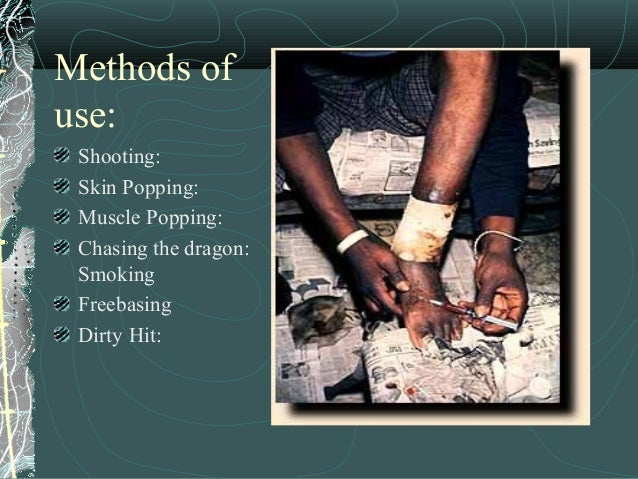 Street drugs part 1