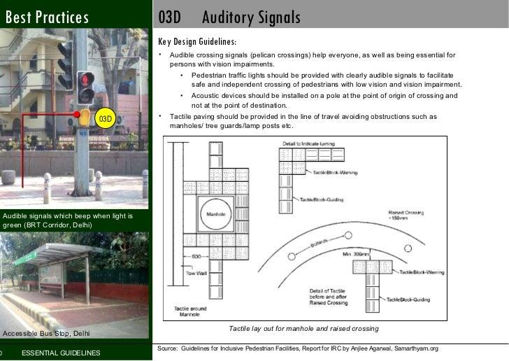 Street Furniture Design Guidelines street design guidelines feb2011-ppt