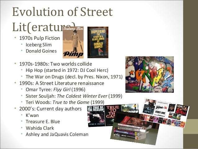 Street smart urban fiction in public libraries 8 evolution of fandeluxe Gallery